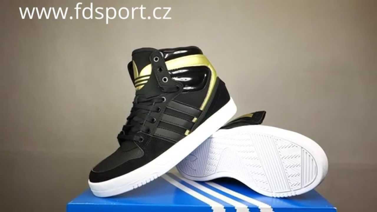 best service 2c367 34319 Dětské boty adidas Originals COURT ATTITUDE K B23594