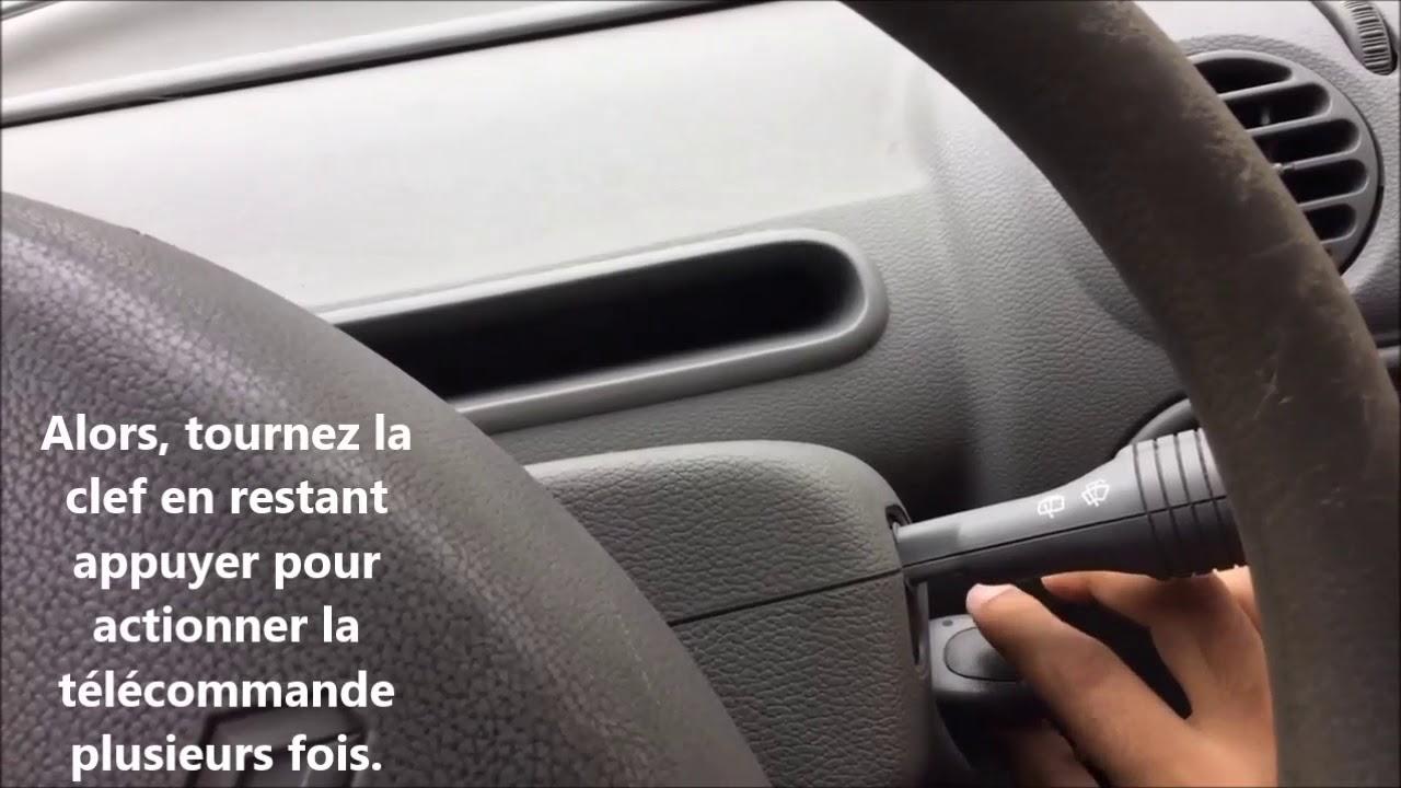 Logiciel Code Antidemarrage Renault : probl me d 39 antid marrage renault petite astuce pour le pallier youtube ~ Medecine-chirurgie-esthetiques.com Avis de Voitures