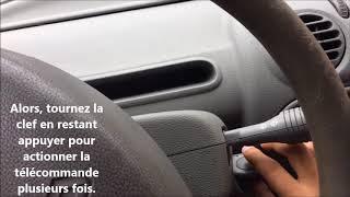 Problème d'antidémarrage Renault: Petite astuce pour le pallier