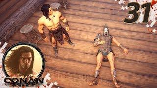 CONAN EXILES (NEW SEASON) - EP31 - Sooo Drunk! (Gameplay Video)