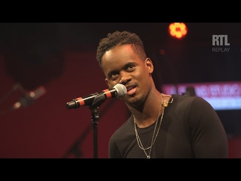 BLACK M - French kiss (LIVE) Le Grand Studio RTL