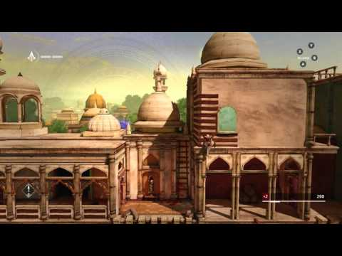 Assassin's Creed Chronicles: India - Mission 2: Dash Past Talking Guards, Chakram Gameplay Tutorial