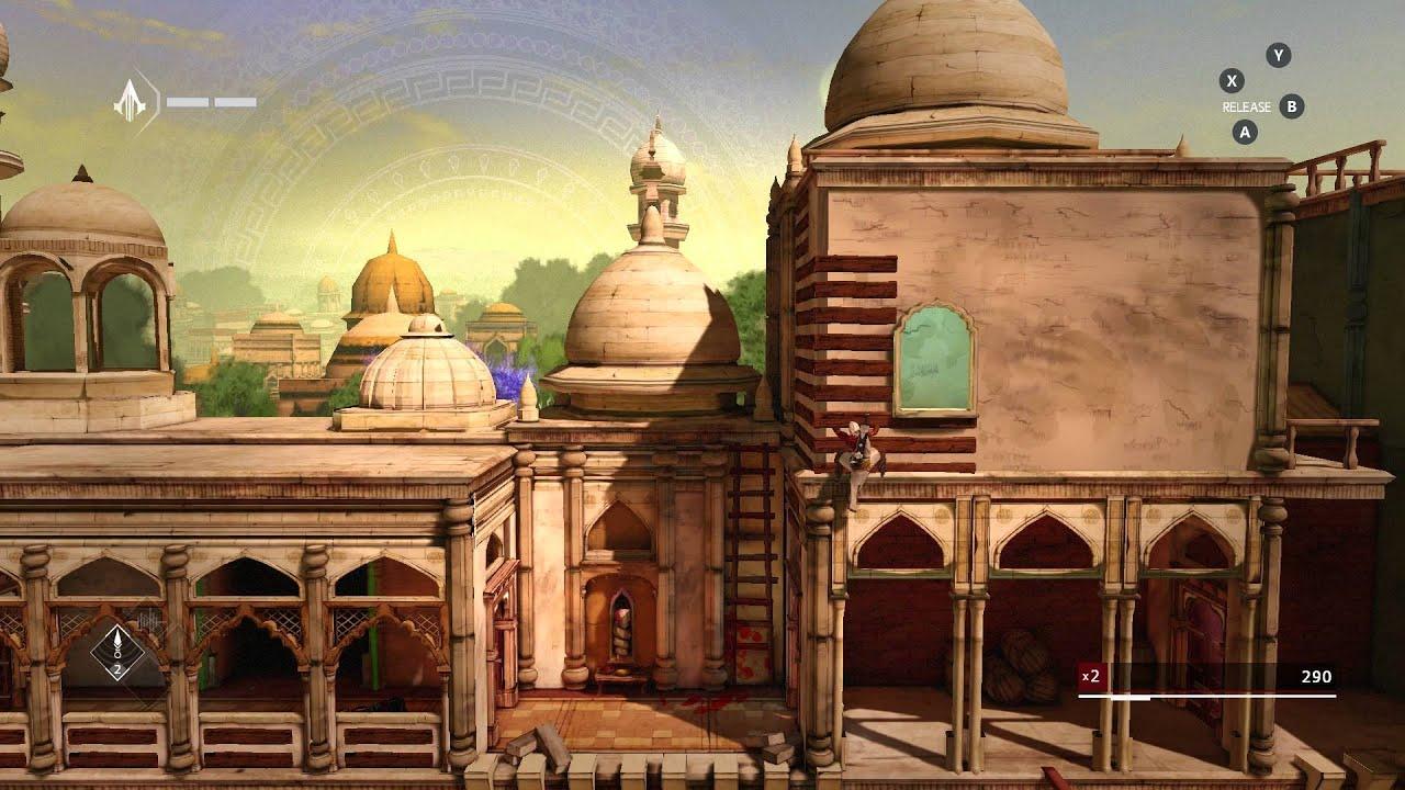 helix dash assassins creed india