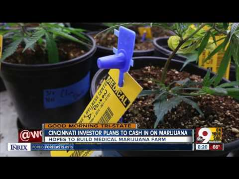 Cincinnati investor plans to cash in on marijuana