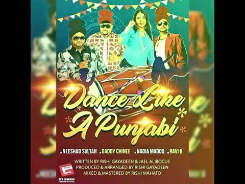 Neeshad Sultan, Daddy Chinee, Nadia Madoo & Ravi B - Dance Like A Punjabi (2019 Chutney Soca)
