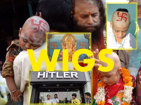 Kosher Wigs EXPOSED Hiding AMALEK Swastika