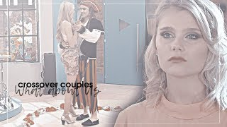 crossover couples ● what about us [Soy Luna | Violetta]
