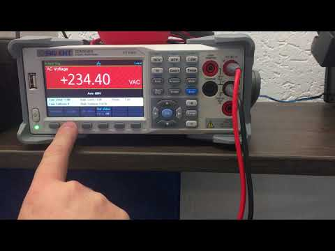 Small 12 Minute Practical Review Of The Siglent SDM3045X Bench Multimeter