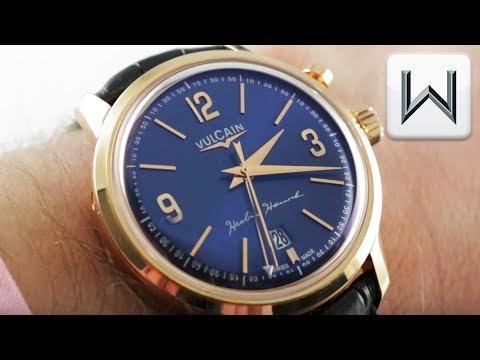 Vulcain Cricket 50s Presidents' Watch Herbie Hancock (160551.302L) Luxury Watch Review