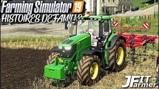 FS19   Rôleplay   Histoires de famille   Episode 7   Un tracteur en démonstration !!! 🚜🤩