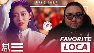 """Producer Reacts to Favorite """"Loca"""" MV"""