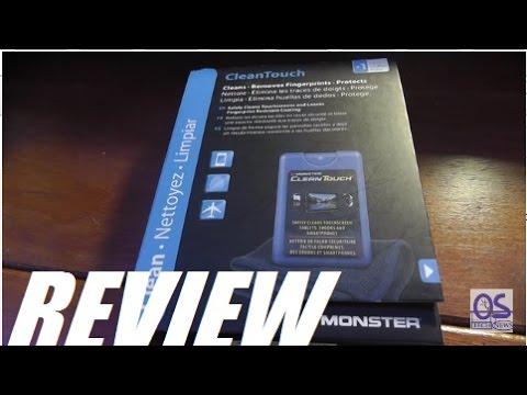 REVIEW: Monster CleanTouch - Anti-Fingerprint Solution Spray?!