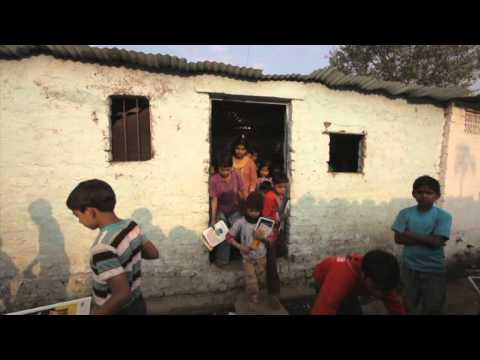 Free Education for Slum Students - Karunadham Aashram