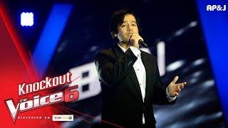 เบน - You'll Never Walk Alone - Knock Out - The Voice Thailand 6 - 14 Jan 2018