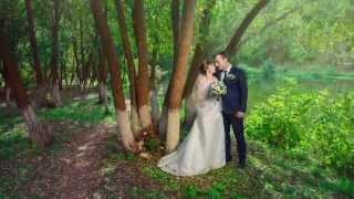 Свадьба Оли и Саши