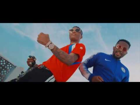 R2bees Ft Wizkid - SUPA  (Official Video)