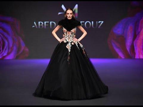 Abed Mahfouz | Full Show | Fashion Forward Dubai | Fall/Winter 2017/2018
