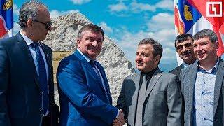 Сирийцы и русские подружились в Крыму