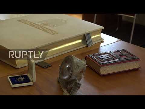 USA: Signed copy of 'Mein Kampf' expected to fetch 20k USD at auction