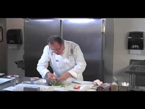 Recorded Ustream Cooking Demonstration
