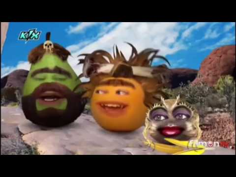 Annoying Orange HFA   When Fruit Ruled The Earth