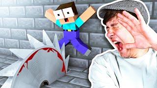 Die VERRÜCKTESTE Minecraft Animation?! - Roman Reagiert [Deutsch/HD]