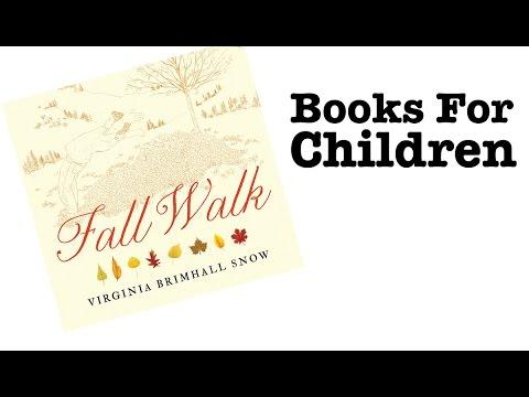 Books for Kids: Fall Walk