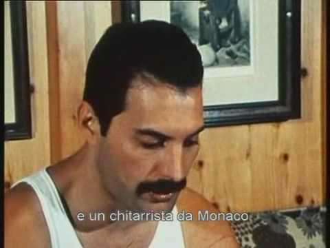 Freddie Mercury intervista italiano 1 from YouTube · Duration:  4 minutes 52 seconds
