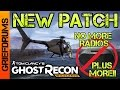 PATCH NOTES - Ghost Recon Wildlands Improvements & Patch Changes : Title Update 2
