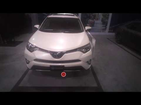 Dx3 Auto Lab: Toyota RAV4 Eye Tracking Footage form Tobii Pro