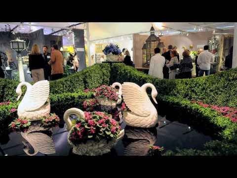 "Part 1, ""Great American Gardens"" of the Antiques & Garden Fair"