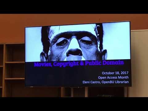 Mugar's Public Domain Film Festival
