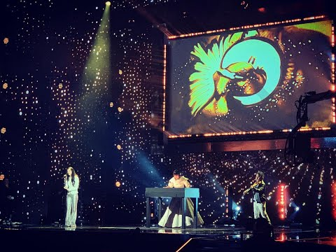 All Champions Performance Kseniya Simonova, Angelina Jordan And Tyler Butler Figueroa