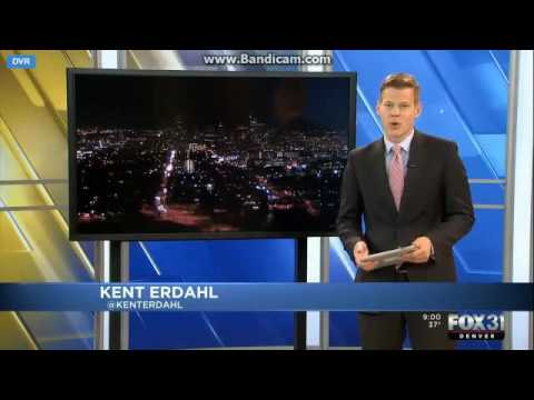 KDVR: FOX 31 Denver News At 9pm Open--12/13/14