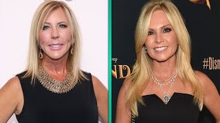 'Real Housewives' Stars Tamra Judge and  Vicki Gunvalson 'Lucky to Be Alive' After Accident
