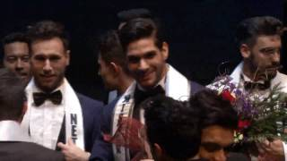 Mister International 2017 Crowning moment