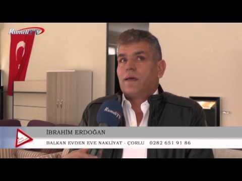 Balkan Evden Eve Nakliyat, İbrahim Erdoğan, Çorlu, Hayırlı İşler