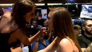Maddy O'Reilly, Presley Hart Really Like Each Other