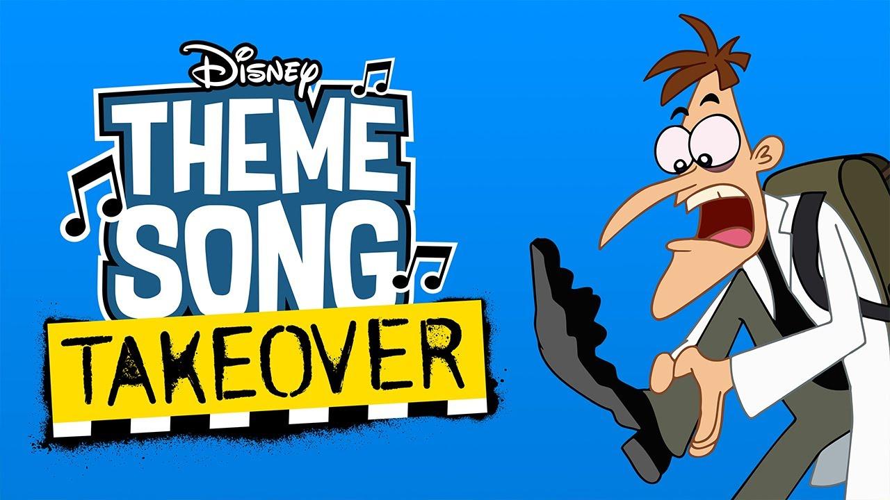 Dr  Doofenshmirtz Theme Song Takeover   Milo Murphy's Law   Disney Channel