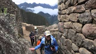 Adventure Volunteering in Machu Picchu