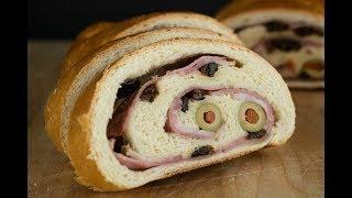 Venezuelan Pan de Jamón Recipe | How To Make Ham Bread | SyS