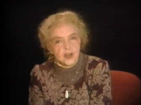 'The Wind' (1928, d. Victor Sjöström) - Introduction by Lillian Gish