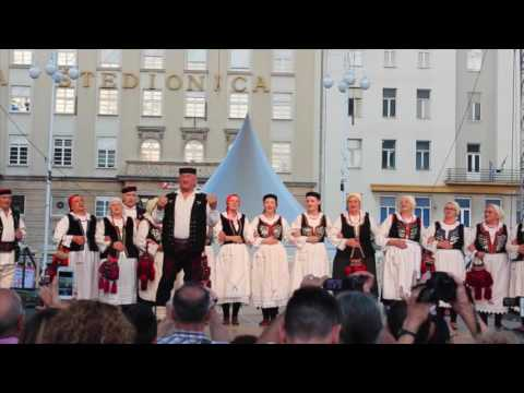 Traditional Music in Zagreb