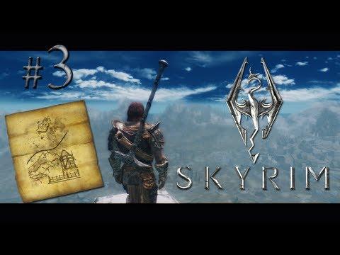 #3 Skyrim: La Chasse aux Trésors - FUMBLE LE TAVERNIER !