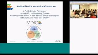 US FDA CDRH Director Jeff Shuren presents at the MDIC 2015 Annual Public Forum