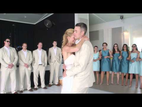 The McCuistion Wedding Trailer