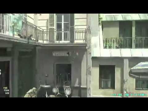 MW3 *Secret Spot* Balcony Glitch on Resistance New Area Voice Tutorial TRIM