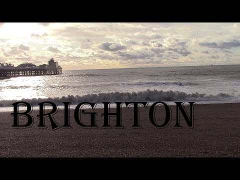 BRIGHTON/ Vlog/ část 1