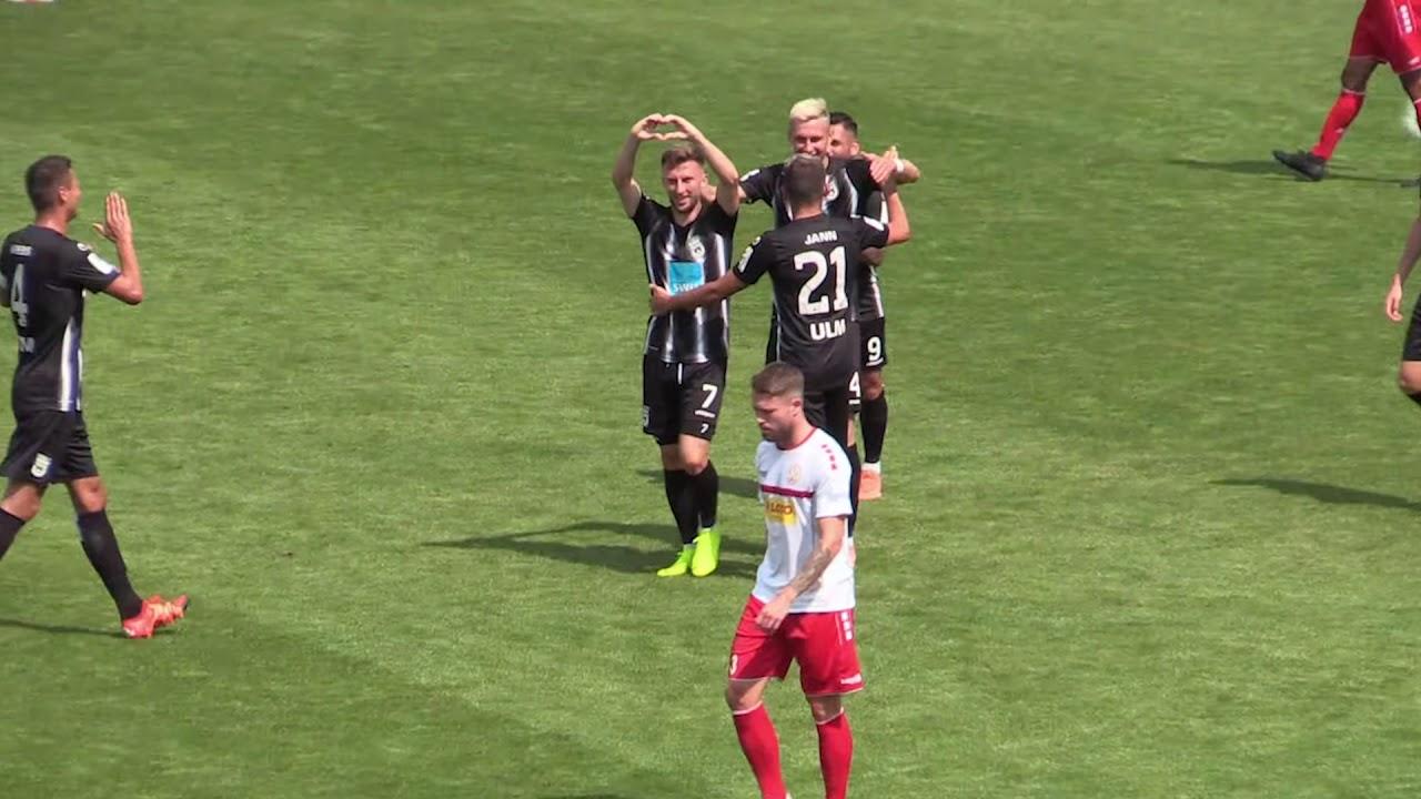 Highlights Ssv Ulm 1846 Fussball Rot Weiss Koblenz