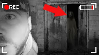Horrified After Seeing This! (ALONE at Haunted Dam)